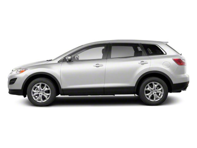 Crystal White Pearl Mica 2010 Mazda CX-9 Pictures CX-9 Utility 4D Touring AWD photos side view