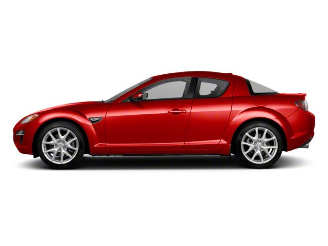 Velocity Red Mica 2010 Mazda RX-8 Pictures RX-8 Coupe 2D R3 (6 Spd) photos side view