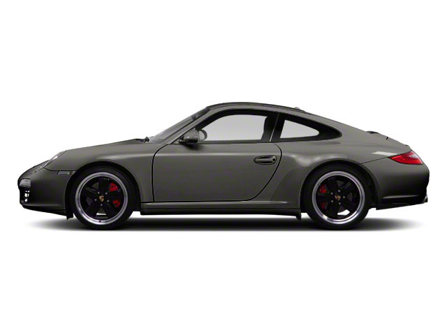Meteor Grey Metallic 2010 Porsche 911 Pictures 911 Coupe 2D 4S AWD photos side view