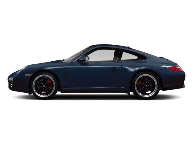 Dark Blue Metallic 2010 Porsche 911 Pictures 911 Coupe 2D 4S AWD photos side view