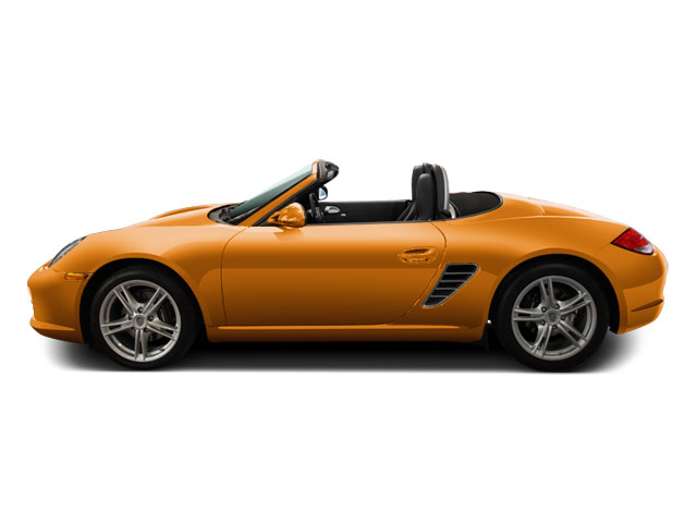 Nordic Gold Metallic 2010 Porsche Boxster Pictures Boxster Roadster 2D S photos side view