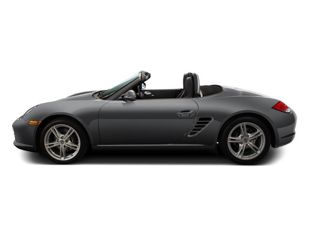 Meteor Grey Metallic 2010 Porsche Boxster Pictures Boxster Roadster 2D S photos side view