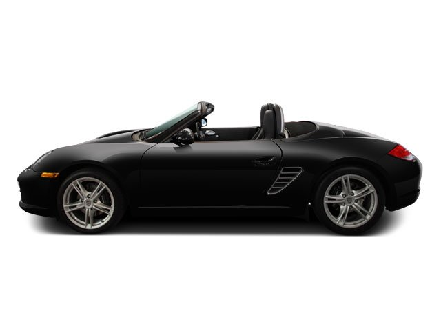 Black 2010 Porsche Boxster Pictures Boxster Roadster 2D S photos side view