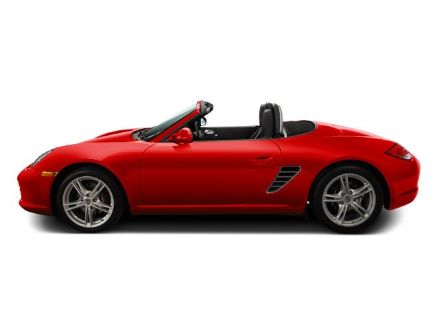 Guards Red 2010 Porsche Boxster Pictures Boxster Roadster 2D S photos side view