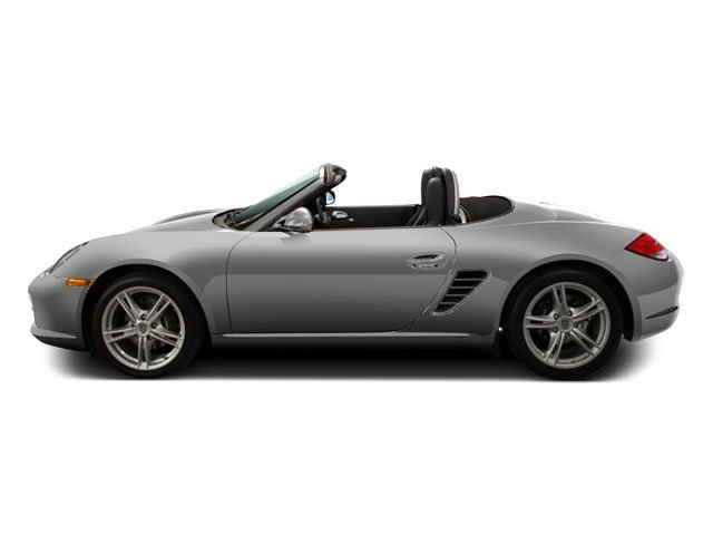GT Silver Metallic 2010 Porsche Boxster Pictures Boxster Roadster 2D S photos side view