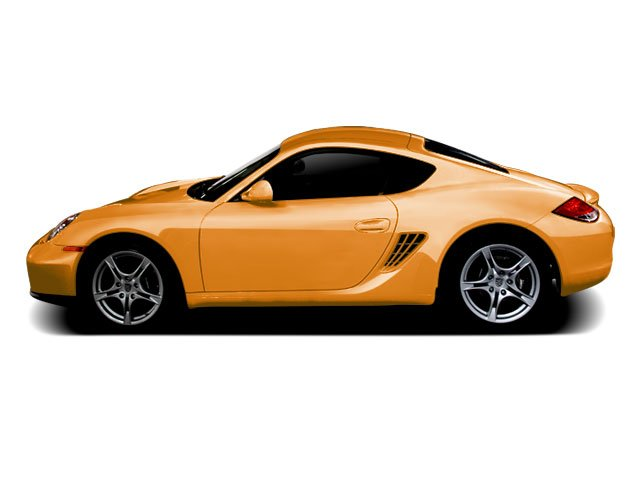 Nordic Gold Metallic 2010 Porsche Cayman Pictures Cayman Coupe 2D S photos side view