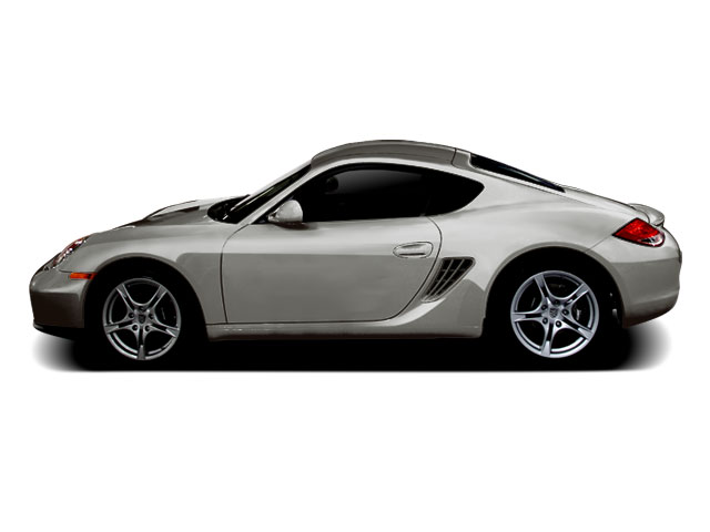 Meteor Grey Metallic 2010 Porsche Cayman Pictures Cayman Coupe 2D S photos side view
