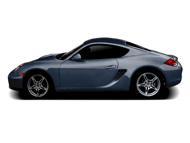 Dark Blue Metallic 2010 Porsche Cayman Pictures Cayman Coupe 2D S photos side view