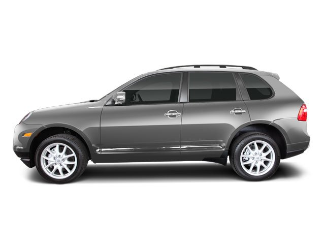 Crystal Silver Metallic 2010 Porsche Cayenne Pictures Cayenne Utility 4D GTS 4WD (V8) photos side view