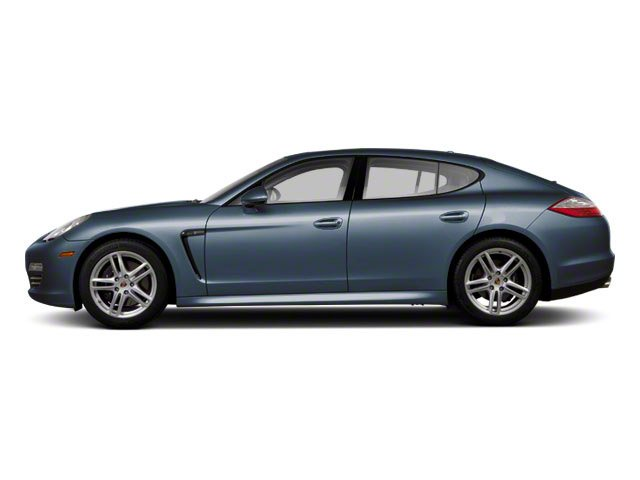 Yachting Blue Metallic 2010 Porsche Panamera Pictures Panamera Hatchback 4D S photos side view