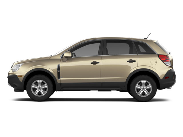Gold Mist 2010 Saturn Vue Pictures Utility 4d Xr 2wd V6 Photos Side