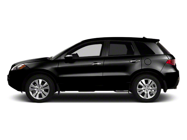 Crystal Black Pearl 2011 Acura RDX Pictures RDX Utility 4D Technology AWD photos side view