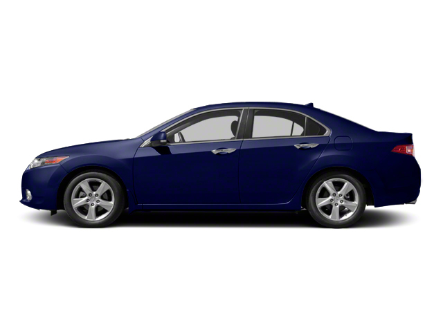 Vortex Blue Pearl 2011 Acura TSX Pictures TSX Sedan 4D Technology photos side view