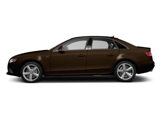 Teak Brown Metallic 2011 Audi A4 Pictures A4 Sedan 4D 2.0T Quattro photos side view