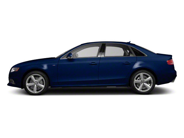 Deep Sea Blue Pearl 2011 Audi A4 Pictures A4 Sedan 4D 2.0T Quattro photos side view
