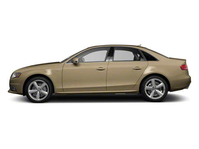 Dakar Beige Metallic 2011 Audi A4 Pictures A4 Sedan 4D 2.0T Quattro photos side view