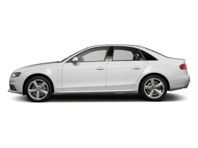 Ibis White 2011 Audi A4 Pictures A4 Sedan 4D 2.0T Quattro photos side view