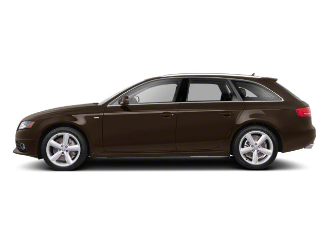 Teak Brown Metallic 2011 Audi A4 Pictures A4 Wagon 4D 2.0T Quattro Premium Plus photos side view