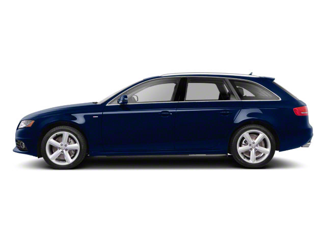 Deep Sea Blue Pearl 2011 Audi A4 Pictures A4 Wagon 4D 2.0T Quattro Premium Plus photos side view