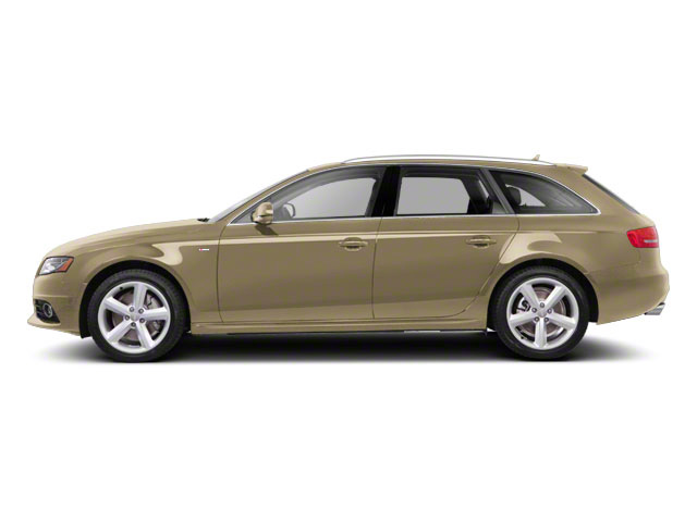 Dakar Beige Metallic 2011 Audi A4 Pictures A4 Wagon 4D 2.0T Quattro Prestige photos side view