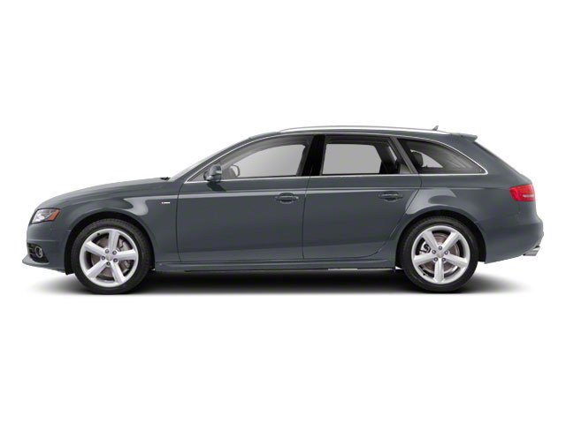 Meteor Gray Pearl 2011 Audi A4 Pictures A4 Wagon 4D 2.0T Quattro Premium Plus photos side view
