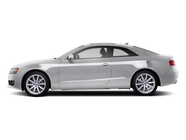 Ice Silver Metallic 2011 Audi A5 Pictures A5 Coupe 2D Quattro photos side view