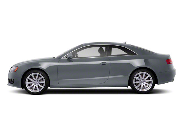 Meteor Gray Pearl 2011 Audi A5 Pictures A5 Coupe 2D Quattro photos side view
