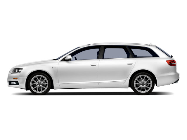 Ibis White 2011 Audi A6 Pictures A6 Wagon 4D 3.0T Quattro photos side view