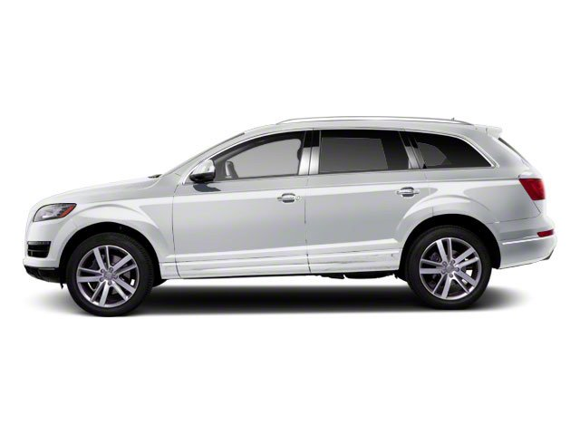 Ice Silver Metallic 2011 Audi Q7 Pictures Q7 Utility 4D 3.0 TDI Prestige S-Line A photos side view