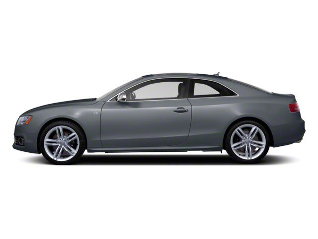 Meteor Gray Pearl 2011 Audi S5 Pictures S5 Coupe 2D Quattro Prestige photos side view