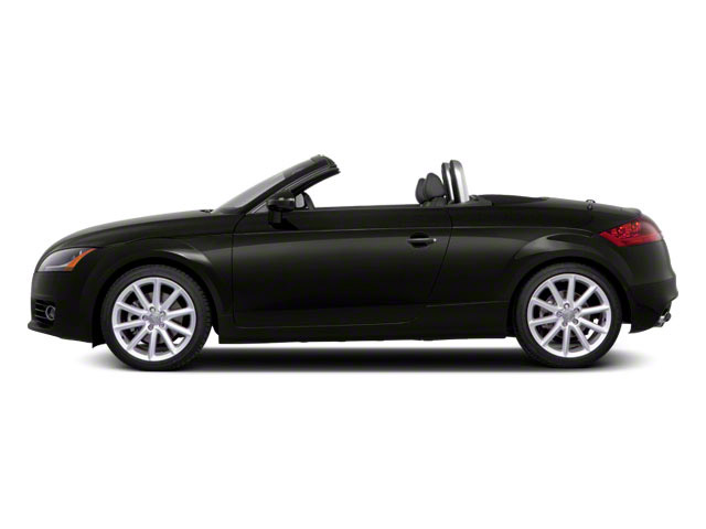 Oolong Gray Metallic 2011 Audi TT Pictures TT Roadster 2D Quattro Prestige photos side view
