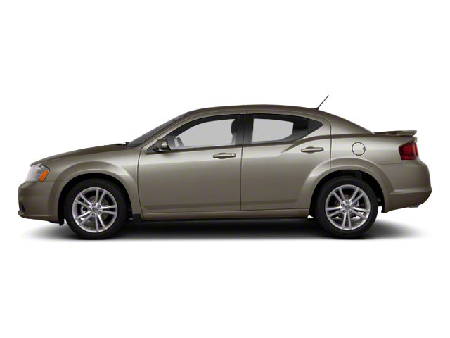 Tungsten Metallic 2011 Dodge Avenger Pictures Avenger Sedan 4D Mainstreet photos side view