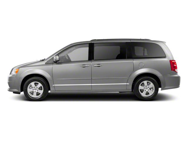 Bright Silver Metallic 2011 Dodge Grand Caravan Pictures Grand Caravan Grand Caravan Express photos side view
