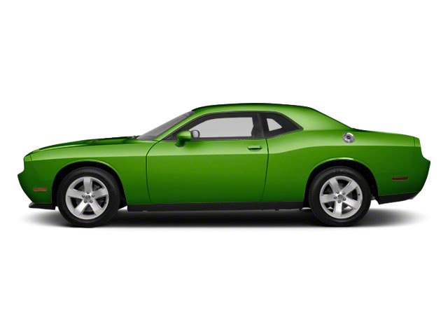 Green With Envy 2011 Dodge Challenger Pictures Challenger Coupe 2D SRT-8 photos side view