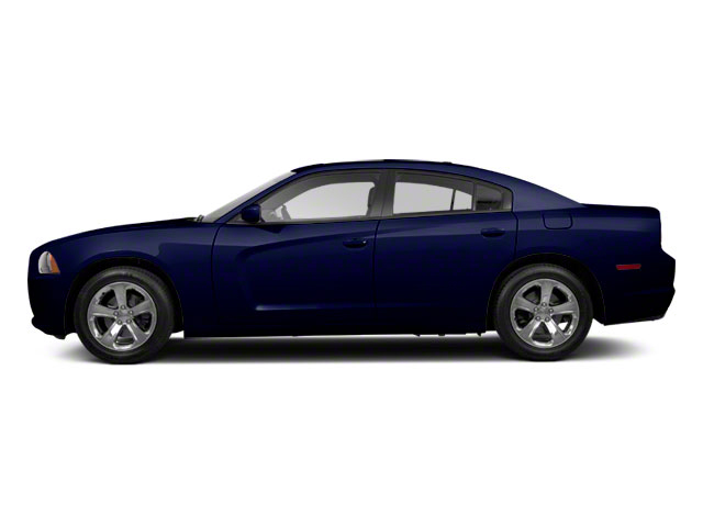 Blackberry Pearl 2011 Dodge Charger Pictures Charger Sedan 4D Police photos side view