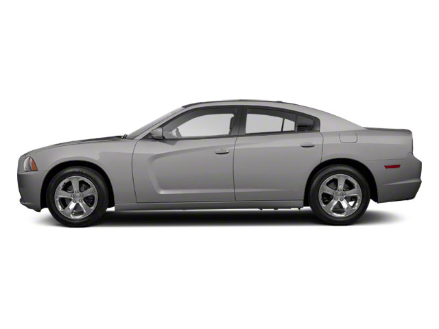 Bright Silver Metallic 2011 Dodge Charger Pictures Charger Sedan 4D R/T AWD photos side view