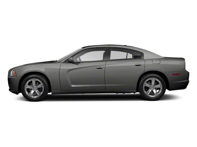 Billet Metallic 2011 Dodge Charger Pictures Charger Sedan 4D Police photos side view