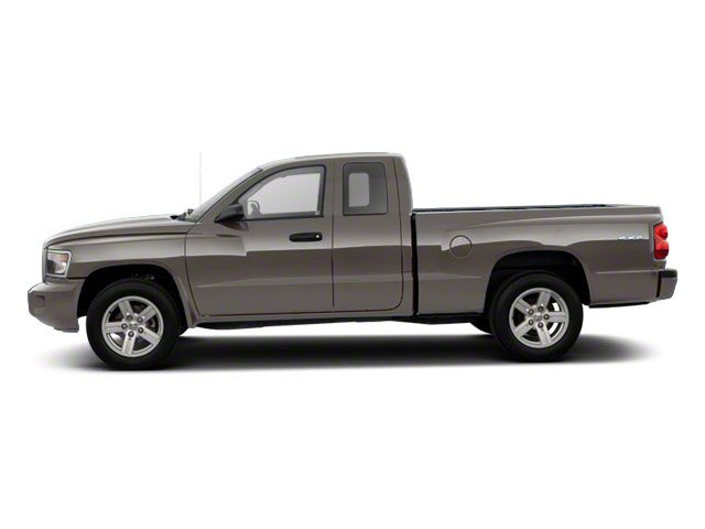Mineral Gray Metallic 2011 Ram Truck Dakota Pictures Dakota Extended Cab Bighorn/Lone Star photos side view