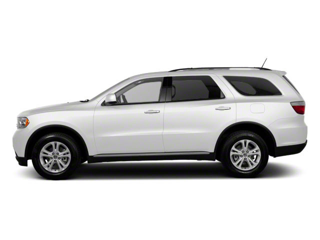 Stone White 2011 Dodge Durango Pictures Durango Utility 4D Heat 2WD photos side view