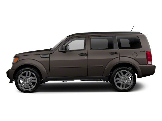 Dark Charcoal Pearl 2011 Dodge Nitro Pictures Nitro Utility 4D SE 4WD photos side view