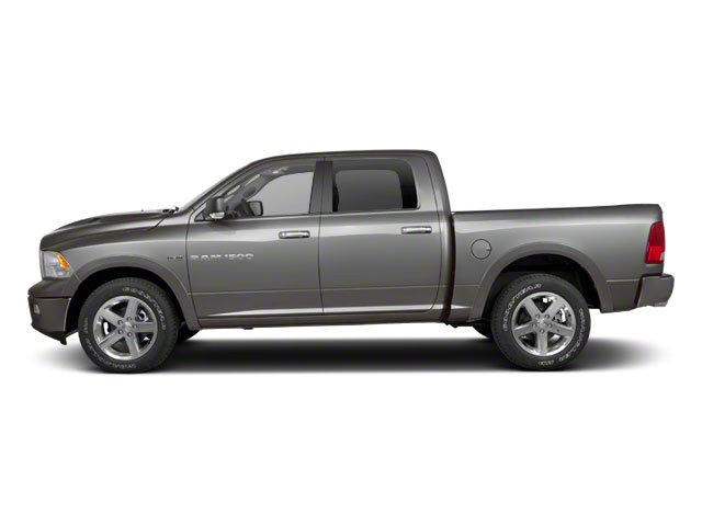 Mineral Gray Metallic 2011 Ram Truck 1500 Pictures 1500 Crew Cab Sport 2WD photos side view