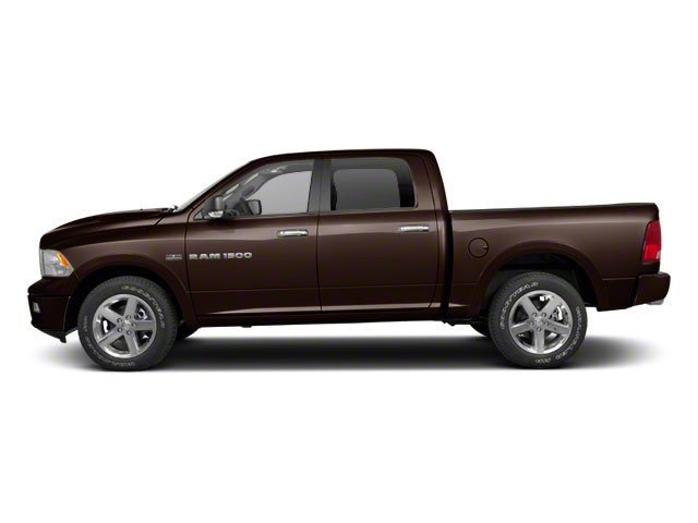 Rugged Brown Pearl 2011 Ram Truck 1500 Pictures 1500 Crew Cab SLT 2WD photos side view