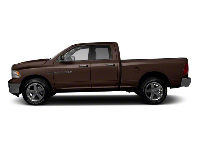 Rugged Brown Pearl 2011 Ram Truck 1500 Pictures 1500 Quad Cab Laramie 4WD photos side view