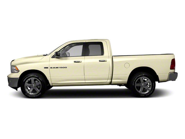 White Gold 2011 Ram Truck 1500 Pictures 1500 Quad Cab Laramie 4WD photos side view