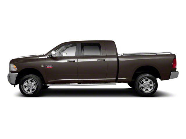 Mineral Gray Metallic 2011 Ram Truck 2500 Pictures 2500 Mega Cab Laramie 4WD photos side view