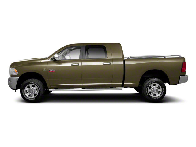 Sagebrush Pearl 2011 Ram Truck 2500 Pictures 2500 Mega Cab Longhorn 4WD photos side view