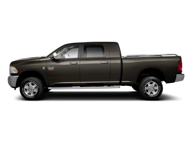 Rugged Brown Pearl 2011 Ram Truck 2500 Pictures 2500 Mega Cab Longhorn 4WD photos side view