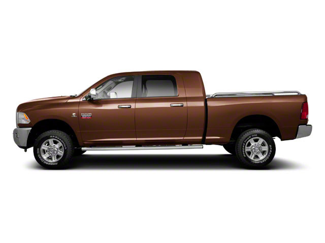Saddle Brown Pearl 2011 Ram Truck 2500 Pictures 2500 Mega Cab Laramie 4WD photos side view