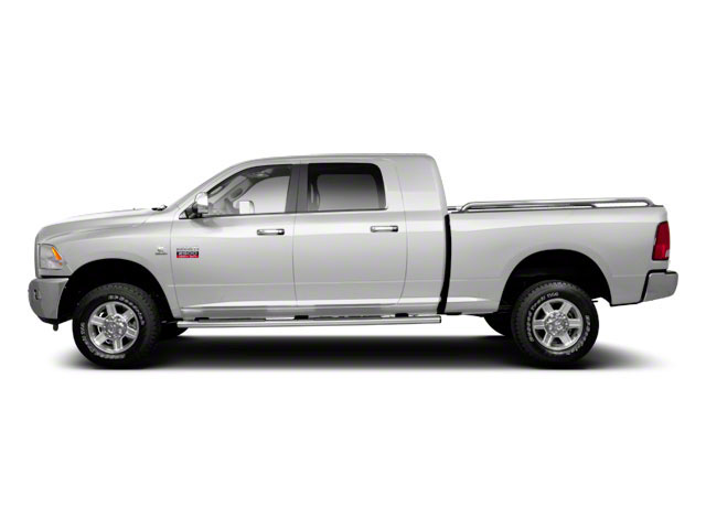 Bright White 2011 Ram Truck 2500 Pictures 2500 Mega Cab Longhorn 4WD photos side view