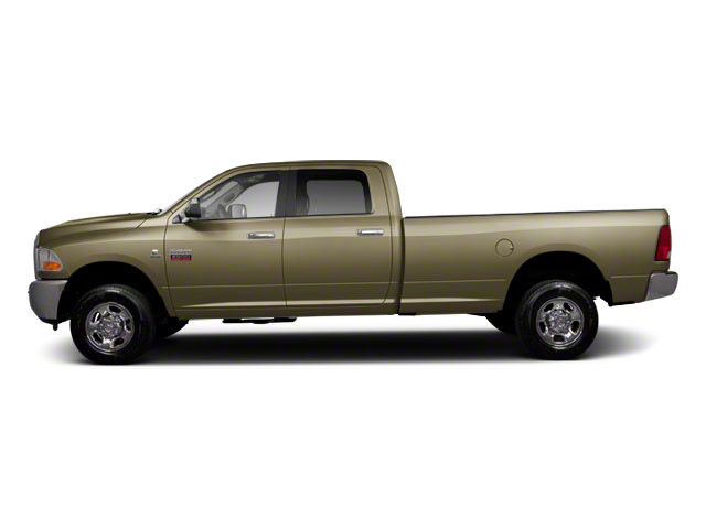 Sagebrush Pearl 2011 Ram Truck 2500 Pictures 2500 Crew Cab Longhorn 4WD photos side view
